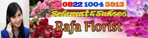 Rafa florist papan Bunga
