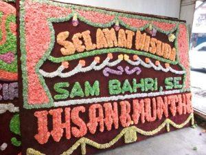 toko Papan Bunga Tuan Kentang Seberang Ulu I